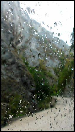 ploaie in Cheile Rasnoavei