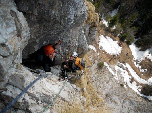 alpinism Sfanta Ana, Sinaia