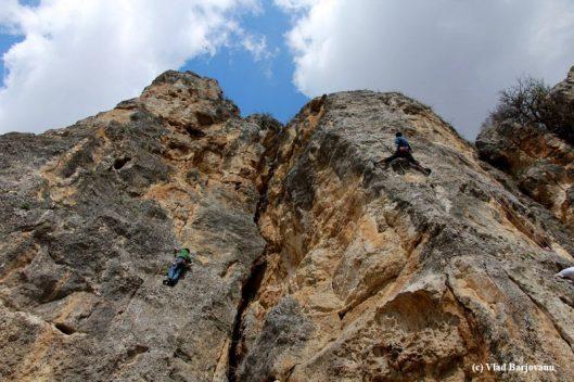 escalada faleze Bulgaria