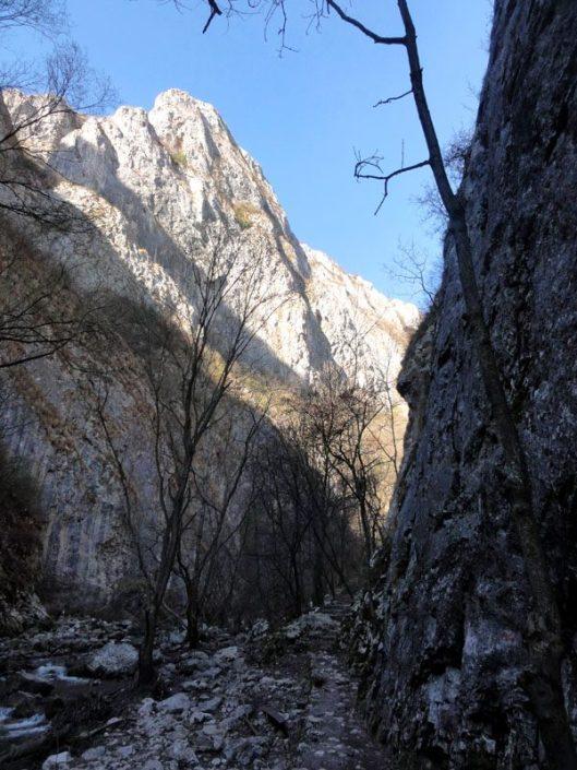 traseul alpinism turnul ascutit