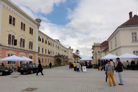 cetatea alba iulia renovata
