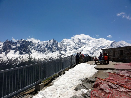alpinism chamonix, priveliste alpi