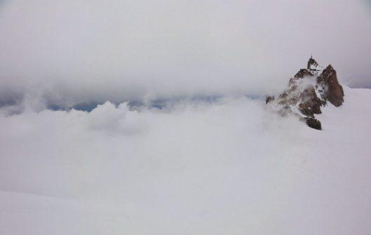 Culoar Chere, Mont Blanc du Tacul