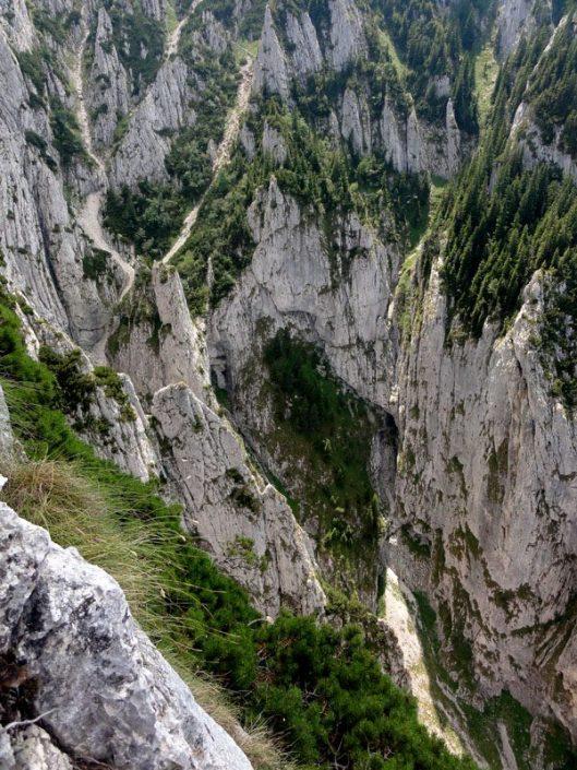 alpinism, Masivul Pietrei Craiului
