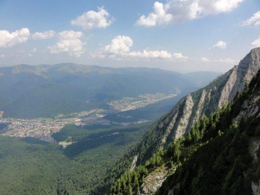 alpinism costila, muntii bucegi