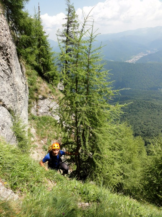 alpinism muntii bucegi