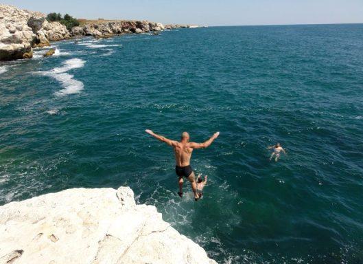 sărituri în mare_bulgaria