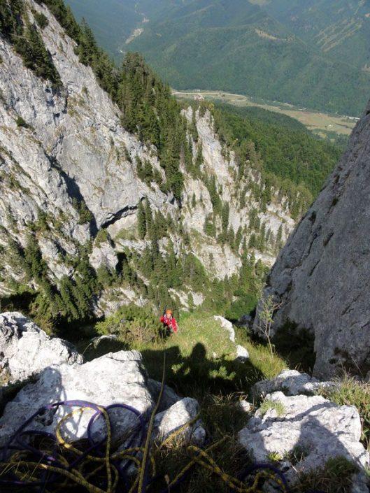 trasrul izvor_alipinism piatra craiului