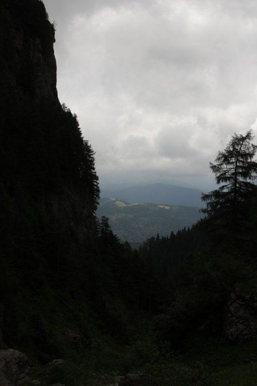 Valea Morarului, Muntii Bucegi
