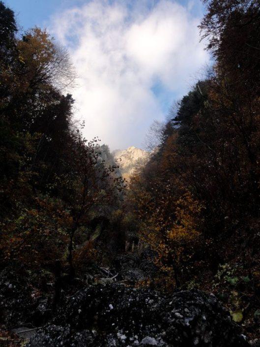 valea seaca a caraimanului