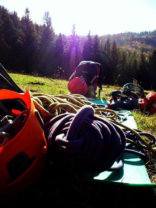 echipament alpinism