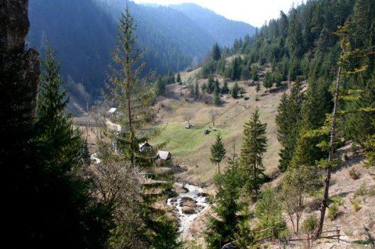 peisaj pitoresc, peisaj traditional romania