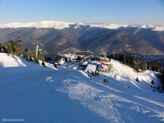 cota 1400 ski sinaia_bucegi