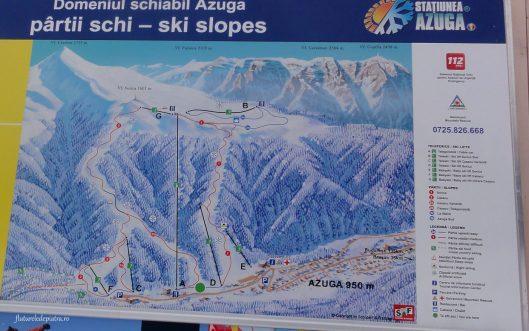 partii ski azuga_valea prahovei