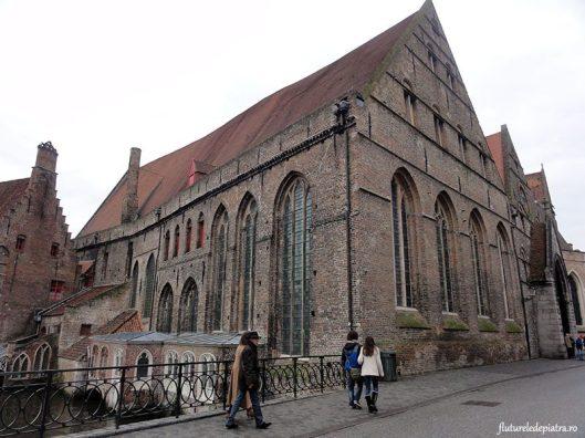 Old St. John's Hospital Bruges Belgium