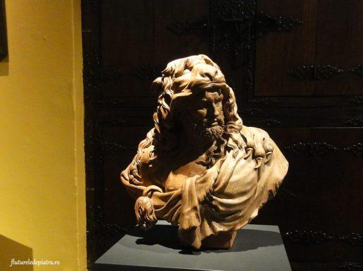sculptura greceasca Hercules