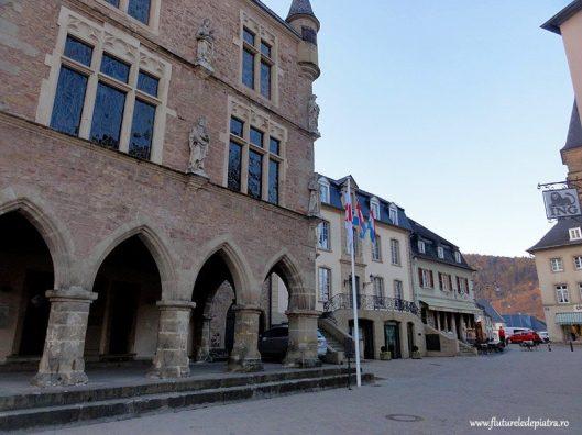 Echternach city Luxembourg