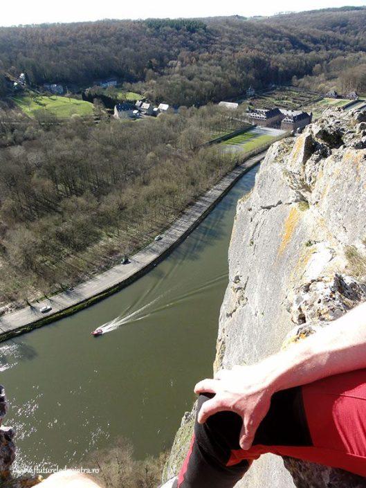 freyr castle meuse river belgium