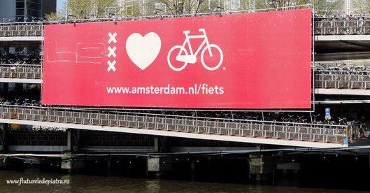 iubim bicicletele amsterdam, Olanda