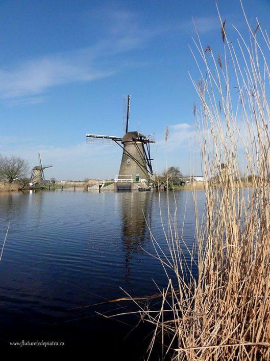 Kinderdijk windmills UNESCO