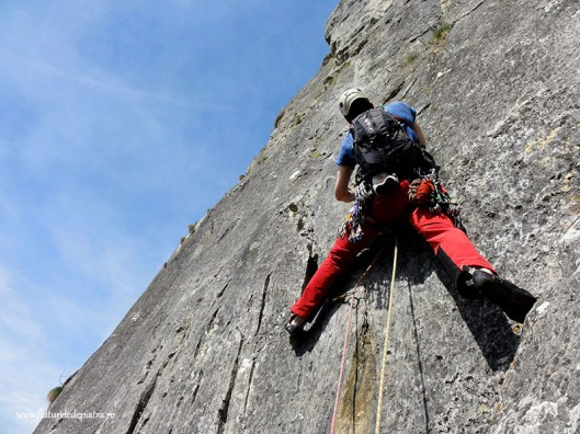 multipitch climbing freyr belgium