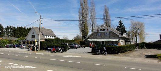 chamonix restaurant Freyr parking