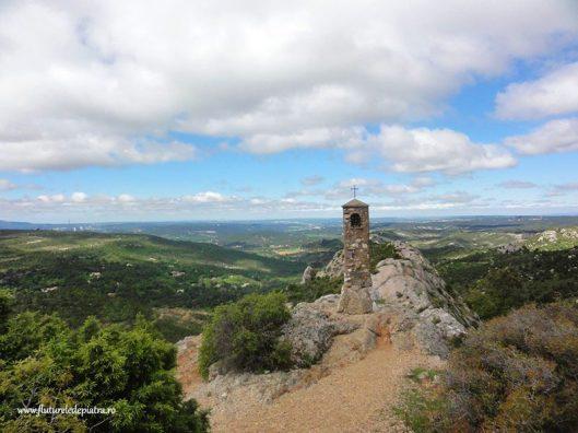 aix en provence, south france landscape