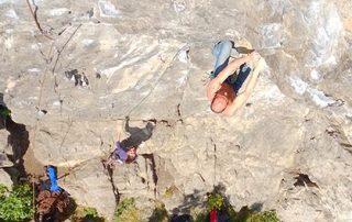 climbing dave belgium