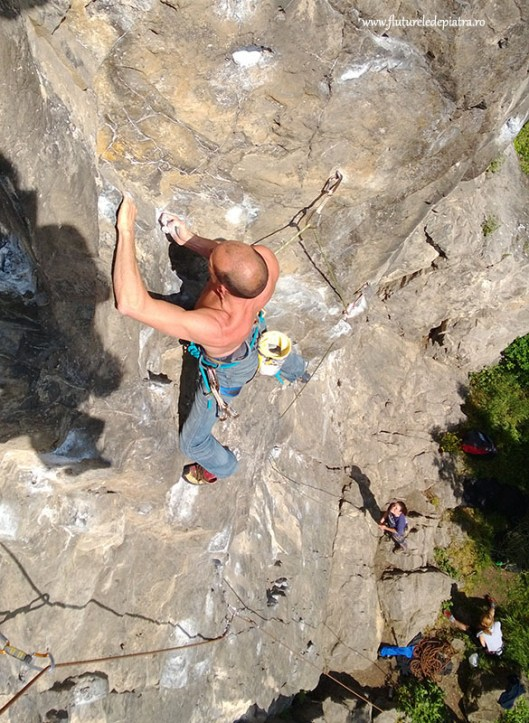 dave crag climbing belgium