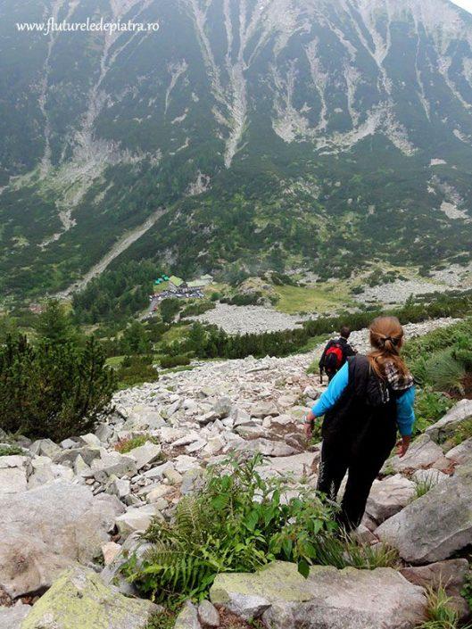 vihren hut, pirin mountains