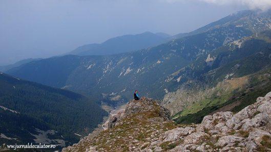 route Koncheto ridge, Muntii Pirin