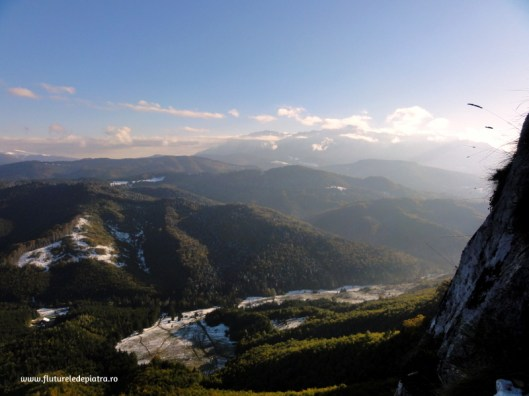 Traseu alpinism Cotofana, Postavarul
