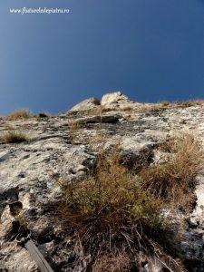 Traseul Ulise, alpinism Postavarul