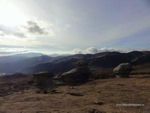 formatiuni stancoase babele muntii bucegi