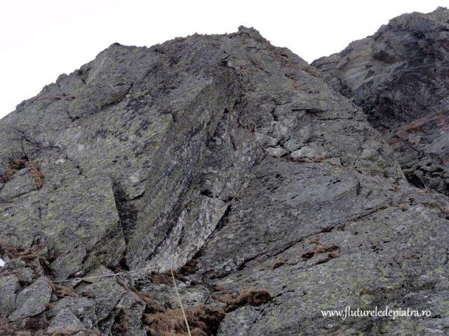 muchia nord vest balaceni muntii fagaras