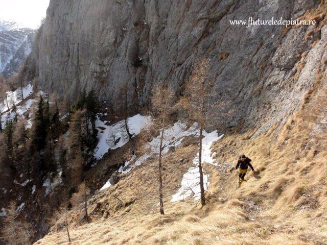 braul lui raducu iarna muntii bucegi 01