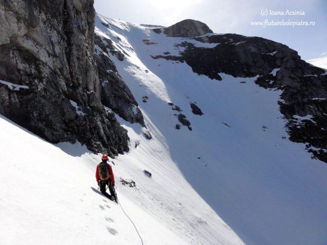 Valea Scorusilor iarna