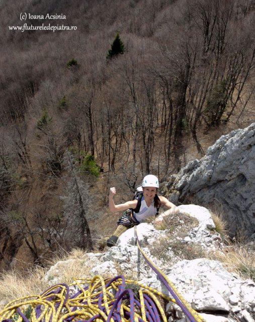 echipa feminina alpinism