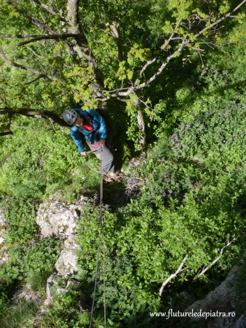 alpinism romania, cheile turzii