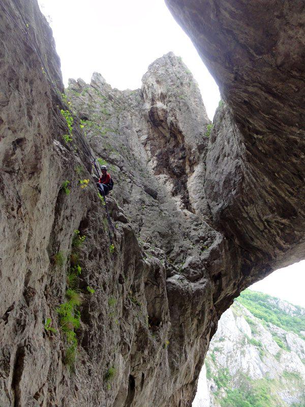 alpinism cheile turzii hili