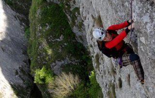 alpinism cheile turzii, judetul cluj