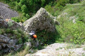 traseu alpinism cheile turzii