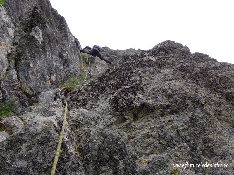 alpinism buila vanturarita, romania