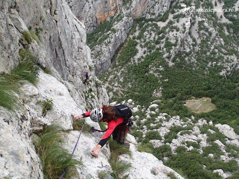 alpinism croatia, paklenica