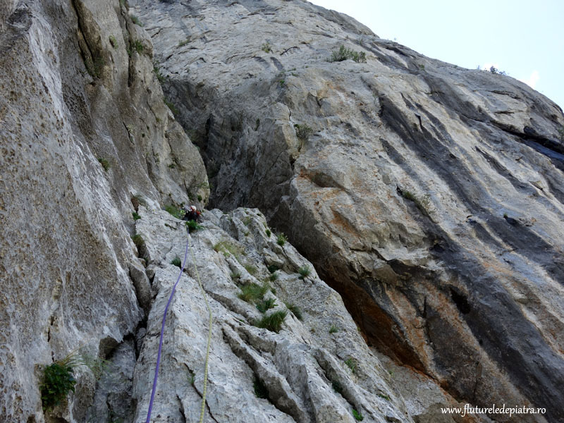 alpinism romanesc in croatia