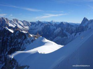 zapada in alpii francezi
