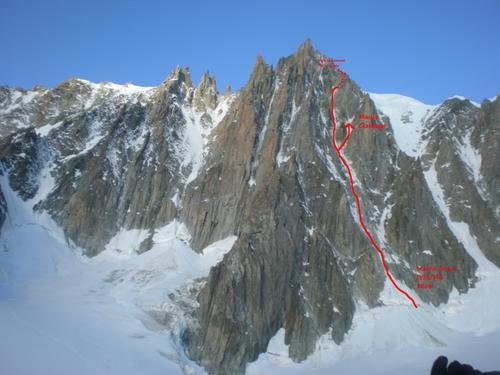 topo couloir macho direct