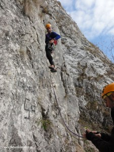 alpinism pe valea prahovei