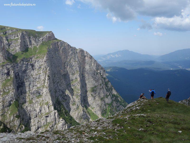 muntii bucegi alpinism romania