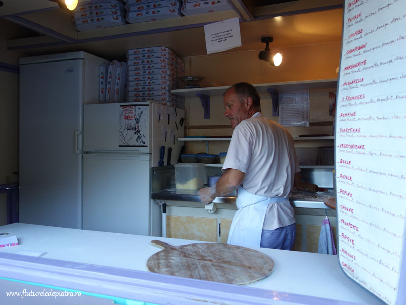 pizzerie sudul frantei